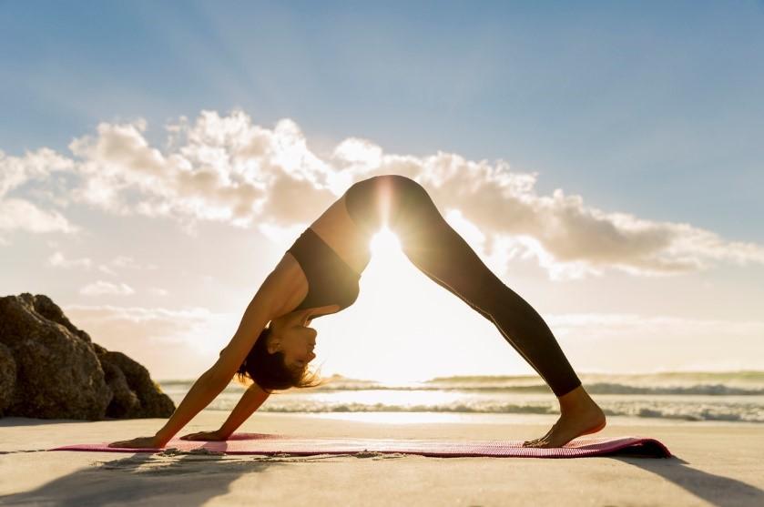 Mitchell Dikke, Personal trainer - mijn eerste ervaring met Yoga in Almere