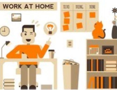 Hoe je je productiviteit thuis verdubbelt