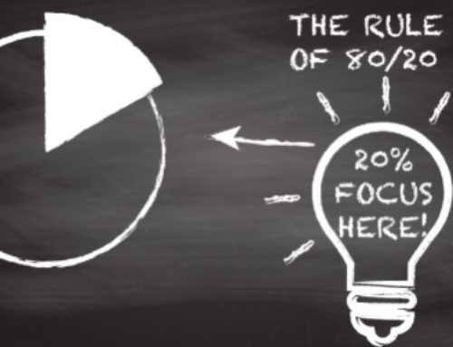 Business hack: het pareto principe