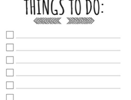 Hoe maak je een ECHT effectieve to-do-lijst